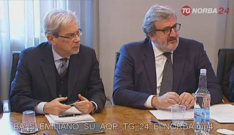 De Vincenti: ''Non so Emiliano dove trovi il tempo per governare''