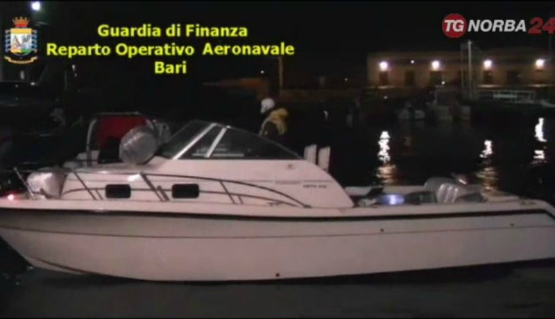 Monopoli: sequestro di droga, arrestati due albanesi