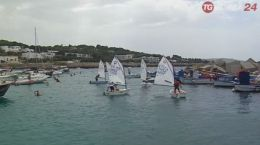 Santa Caterina: regata velica Captain's day